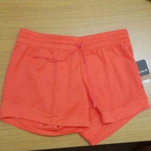 Nwt! Reebok speedwick workout shorts, size XS